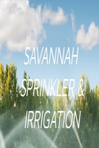 Savannah Sprinkler and Irrigation