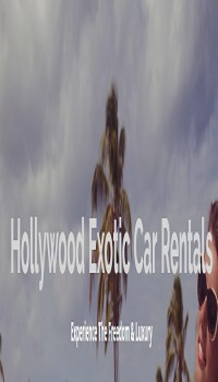Hollywood Exotic Car Rentals