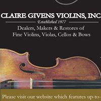 Claire Givens Violins